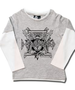T-shirts Skate enfant Def Leppard (Dragons)