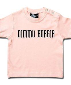T-shirt bébé Dimmu Borgir (Logo)