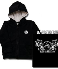 Veste enfant Disturbed (Logo)