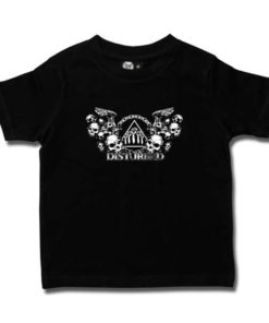 T-SHIRT enfant DISTURBED LOGO