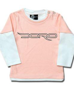 T-shirt Skate Bébé Doro (Logo)