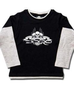 T-shirts Skate enfant Doro (Skulls)