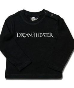 T-shirt bébé manches longues Dream Theater (Logo)