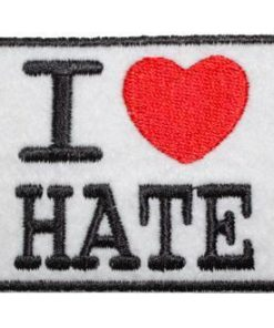 Patch I love hate