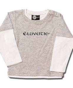 T-shirt Skate Bébé Eluveitie (Logo)