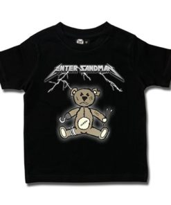 T-shirt enfant METALLICA Enter Sandman