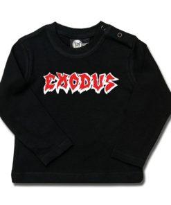 T-shirt bébé manches longues Exodus (Logo)