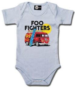 Body FOO FIGHTERS (VAN)