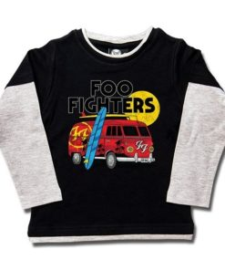 T-shirts Skate enfant Foo Fighters (Van)