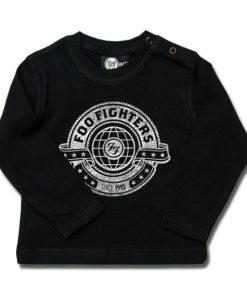 T-shirt bébé manches longues Foo Fighters (World)