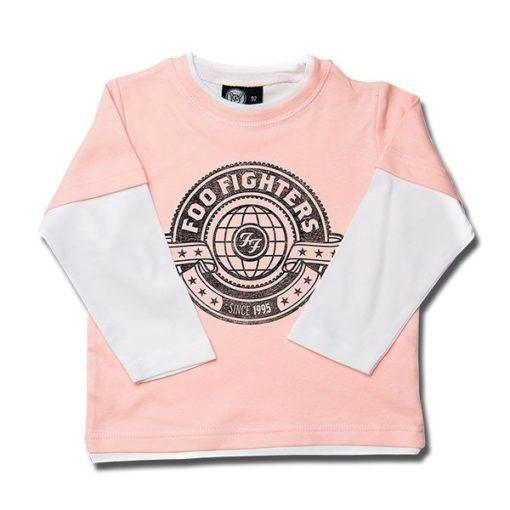 T-shirts Skate enfant Foo Fighters (World)