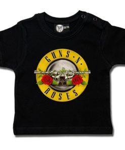 T-shirt bébé Guns 'n Roses (Bullet)
