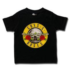 T-shirt enfant GUNS N ROSES Crossed pistols