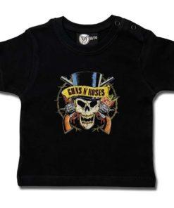 T-shirt bébé Guns 'n Roses (TopHat)