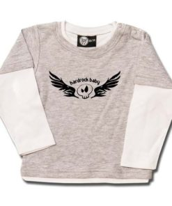 T-shirt Skate Bébé hardrock baby