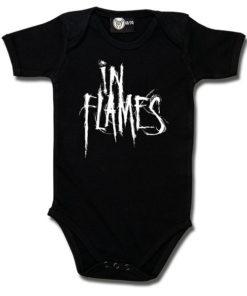 T-SHIRT enfant IN FLAMES LOGO