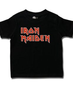 T-SHIRT enfant IRON MAIDEN LOGO