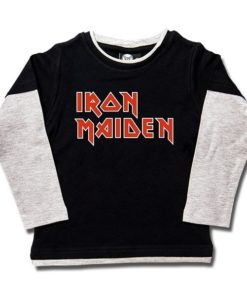 T-shirts Skate enfant Iron Maiden (Logo)