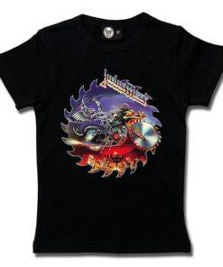 T-Shirt Fille Judas Priest (Painkiller)