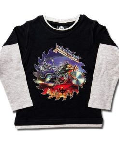 T-shirts Skate enfant Judas Priest (Painkiller)