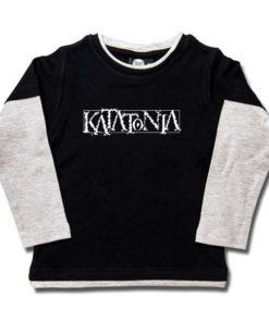 T-shirts Skate enfant Katatonia (Logo)