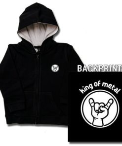 Veste enfant KING OF METAL