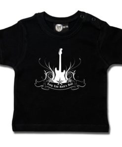 T-shirt bébé Long Live Rock 'n Roll