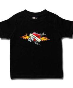 T-shirt Enfant louder than hell