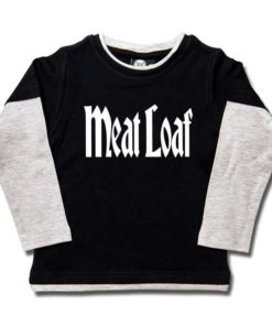 T-shirts Skate enfant Meat Loaf (Logo)