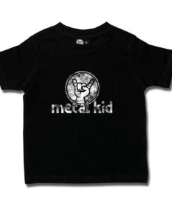 T-SHIRT METAL KID (VINTAGE)