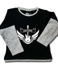T-shirt Skate Bébé mini-rocker