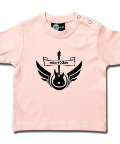 T-shirt bébé mini-rocker