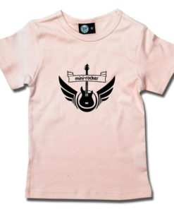 T-Shirt Fille mini-rocker