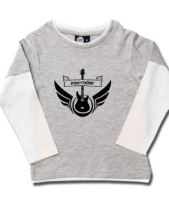 T-shirt skate enfant mini-rocker