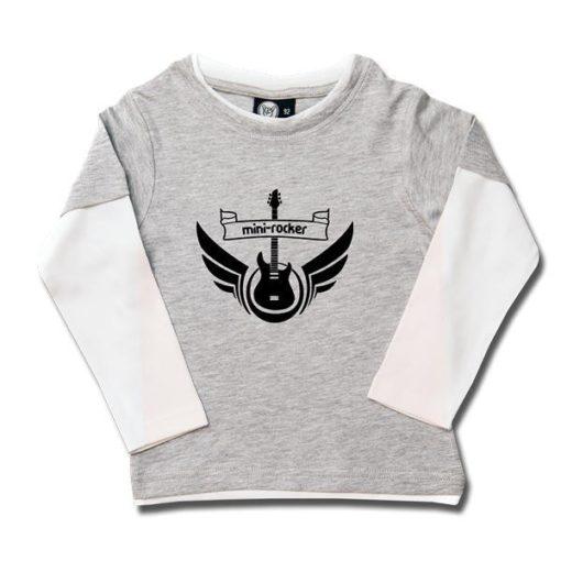 T-shirt skate enfant mini-rocker