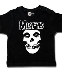 T-shirt bébé Misfits (Logo Skull)