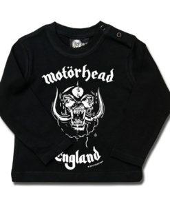 T-shirt bébé manches longues Motörhead (England)