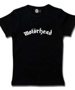 T-Shirt Fille Motörhead (Logo)