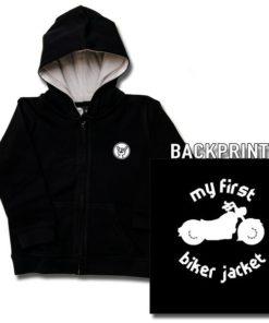 Veste enfant MY FIRST BIKER JACKET
