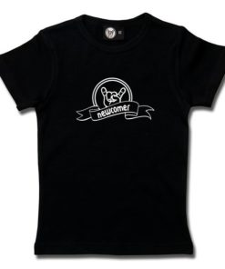T-Shirt Fille newcomer