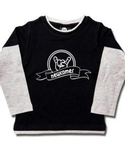 T-shirt skate enfant newcomer