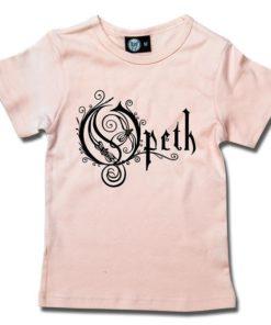 T-Shirt Fille Opeth (Logo)