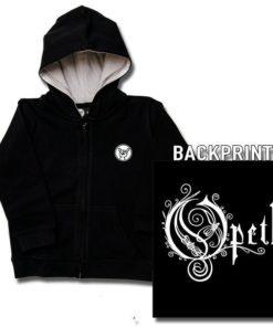 Veste enfant Opeth (Logo)