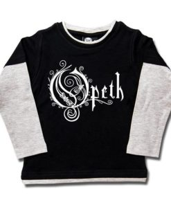 T-shirts Skate enfant Opeth (Logo)