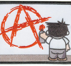 Patch Anarchy Kid