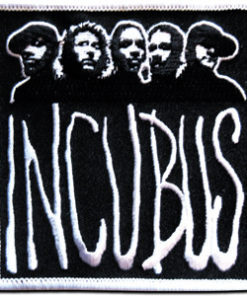 Patch INCUBUS PHOTO