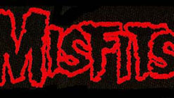 Patch MISFITS LOGO