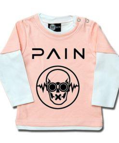 T-shirt Skate Bébé Pain (Logo)