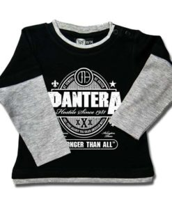 T-shirt Skate Bébé Pantera (Stronger Than All)