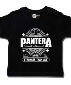 T-shirt bébé Pantera (Stronger Than All)